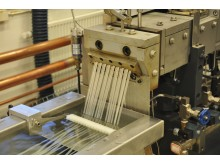 Paxymer tillverkas i en ny fabrik