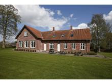 Lyngby Sognegård har fået en miljøvenlig varmeløsning