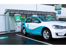 Grønn Kontakt og LOS samarbeider om billig ladestrøm