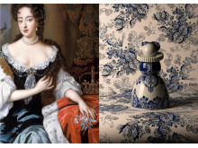 Masterly The	Hague 2019-Royal Delft (foto Marie Cecile Thijs) met Muze Mary Stuart II