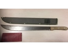 Image of recovered knife - Waltham Forest