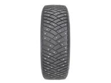Goodyear UltraGrip Ice Arctic_tire shot pattern