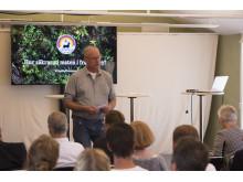 Lars Larsson - om matförsörjningens grundvillkor och betydelsen att vårda jorden