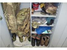 Ciaran Maxwell sentencing: Ciaran Maxwell's locker