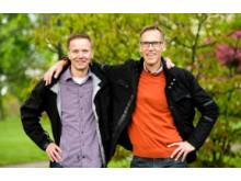 Mikael Grip och BG Nilensjö