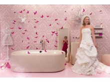 Trend 01: Fashion Bathroom