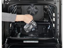 AquaClean - Rengjøring av ovn uten kjemikalier