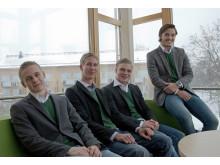 Hear 4 U UF, Carlforsskas Ekonomi- och Handelsskola