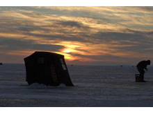 High res image - Raymarine - Ice Fishing Kit