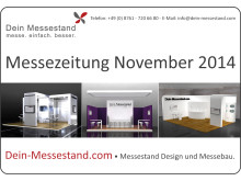 Messezeitung November 2014