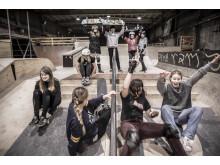 Girls Dont Give a Fox arrangerer Gadeidrættens dag i Hal12 i Roskilde