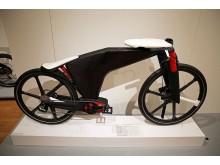 "Der Prototyp des ""Visionsbike"" vom Mechatronikspezialist Brose Fahrzeugteile GmbH & Co. KG"