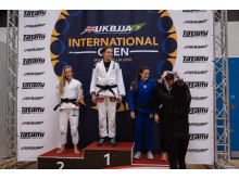 Women Black Belt Medallists