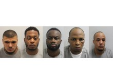 Five men convicted of cash in transit robberies