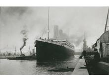 Titanic Leaving key Southampton