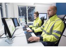 WAMAS sikrer optimal lagerstyring og administration, registrering af varemodtagelses- og vareudleveringsprocessen, lagerlokationsstryring efter pallestørrelse, samt sti-optimeret materialeflow