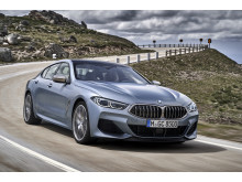BMW 8-serie Gran Coupe