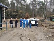 Nya vetenskapliga samarbetsmöjligheter öppnas i Borås Djurpark