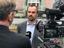 Hans Dahlin, ordförande Nils Holgersson-gruppen och energiexpert Sveriges Allmännytta