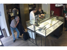 Theft from Mayfair jewellers