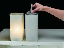 Wirefreelight - Trådlös el bordsbelysning