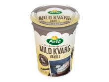 Mild kvarg vanilj 500g