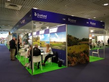 Scottish golf swings into Cannes