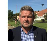 Magnus Andersson, projekt- och gatuchef i Arboga kommun