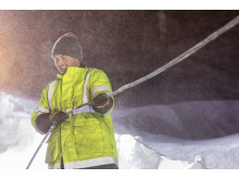 Ice Road Rescue säsongspremiär på National Geographic den 23 augusti 22.00.