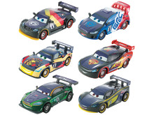 Disney Cars Carbon Racers Die-Cast Sortiment