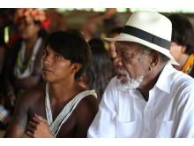 Vores verden med Morgan Freeman. Sammen står vi stærkt.