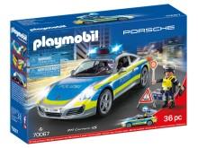 Der Porsche Carrera 4S Polizei lässt Raser nicht entkommen