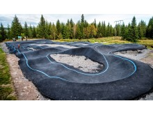 Nyasfaltert pumptrack