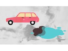 Tvätta aldrig bilen på gatan - välj alltid biltvätten
