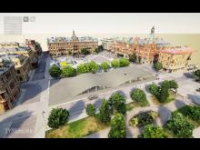 Lekfull digitalisering av arkitektens gestaltningsprocess
