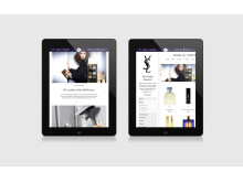 Parelle.se på iPad
