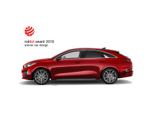 Kia ProCeed, en lekker shooting brake fra Kia.