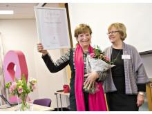 BRO:s Utmärkelse 2015 tilldelas Helena Janlöv-Remnerud
