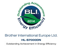 2014 BLI Outstanding Achievement Award - HL-S7000DN