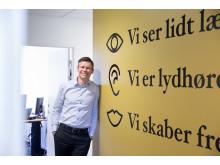 Adm. direktør Jørgen Utzon, Coor Service Management A/S