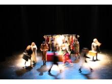 Kulturama debuterar på Riksteatern