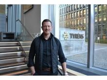 Christoffer Meier är ny affärschef för affärsområdet Installation