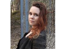 Sara Lövestam utses till Årets alumn 2018 vid Södertörns högskola.