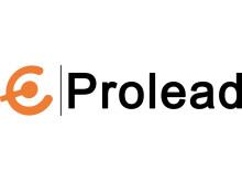 prolead logotyp liggande färg