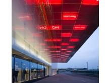 Ljussättningen av modevaruhuset K:fem får Nordiska Ljuspriset 2010