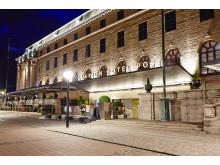 Fasad/Facade - Clarion Hotel Post