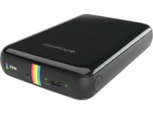 Polaroid ZIP printer, svart