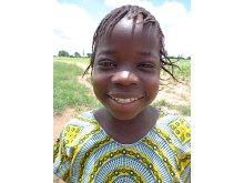 Achiatou, 12 år från Mali