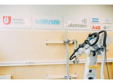 Robotlab-samarbeten