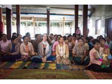 Prinsessen Marie i Myanmar